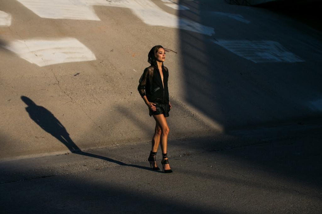 Healthgoth streetstyle. Photo by Samuel Black