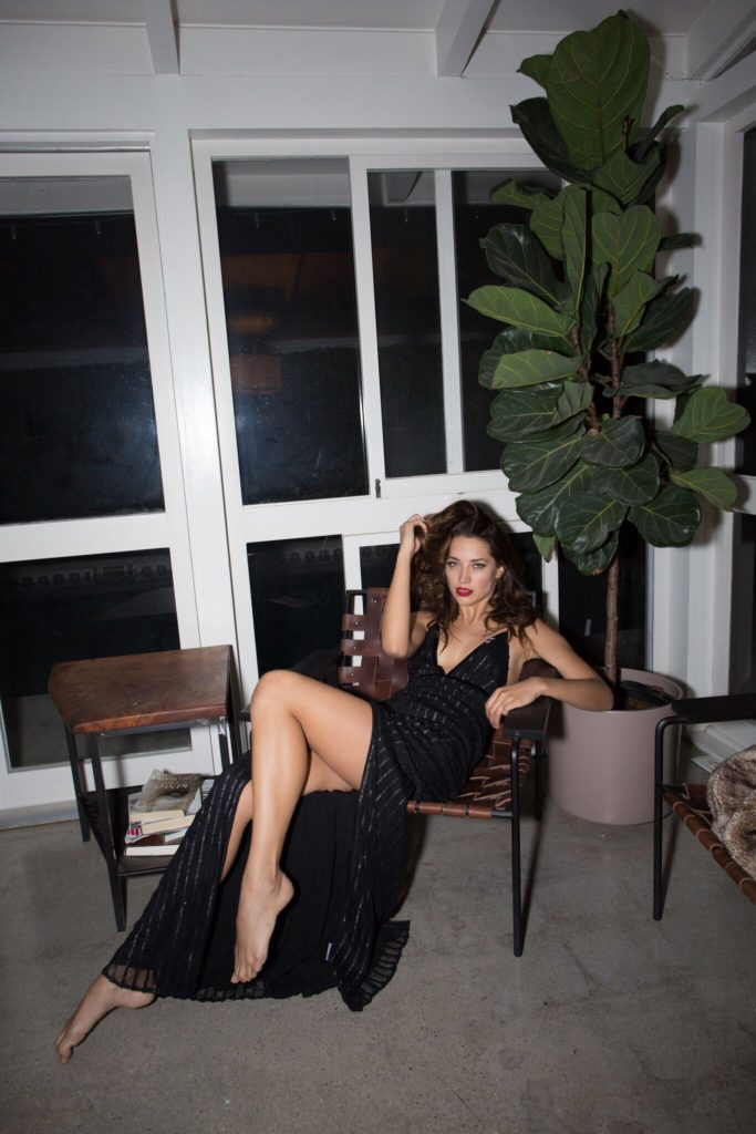 Sultry Fashion Editorial Dress Jet Set Diaries. Photos by Samuel.Black