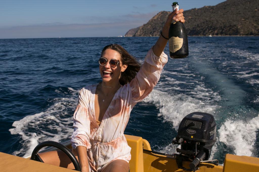 Xenia's Birthday in Catalina. Photos by Samuel.Black