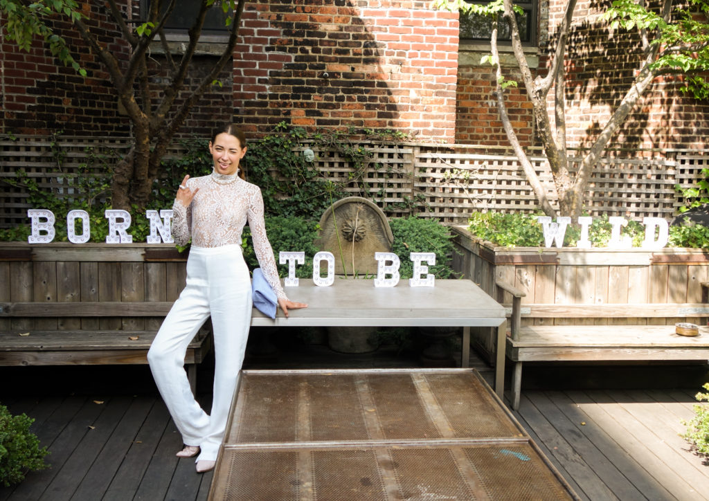 Xenia Mz NYFW spring summer 2017 Bollare Styling Suite