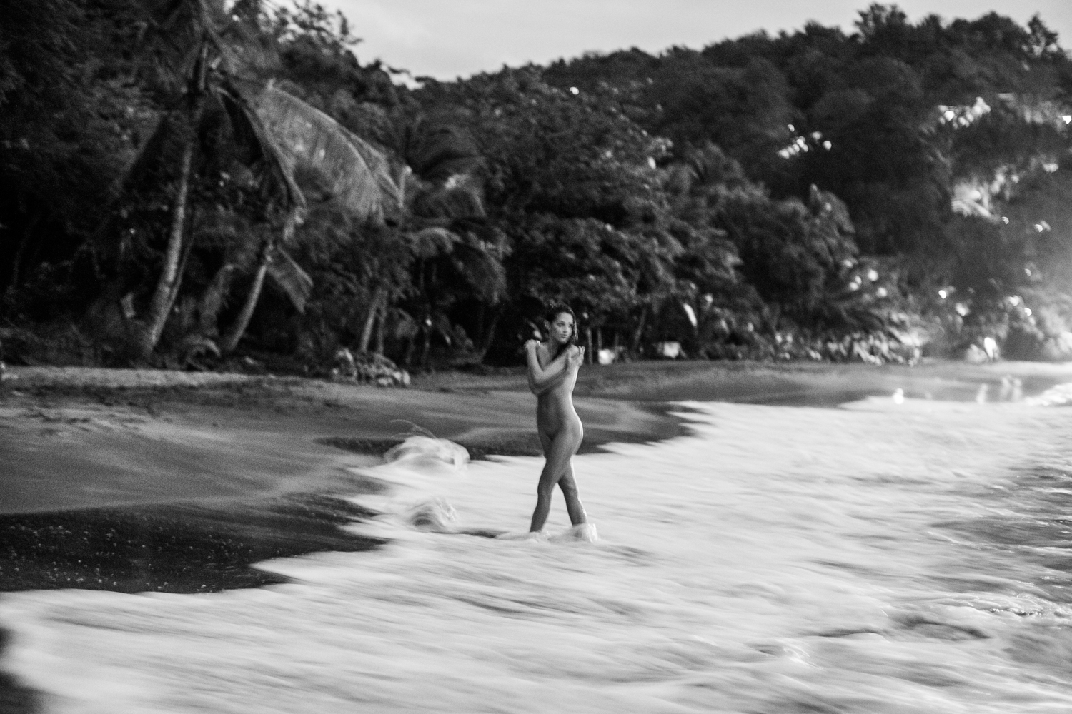 Xenia and Samuel's exotic travel adventures in St Lucia. Photos by Samuel.Black