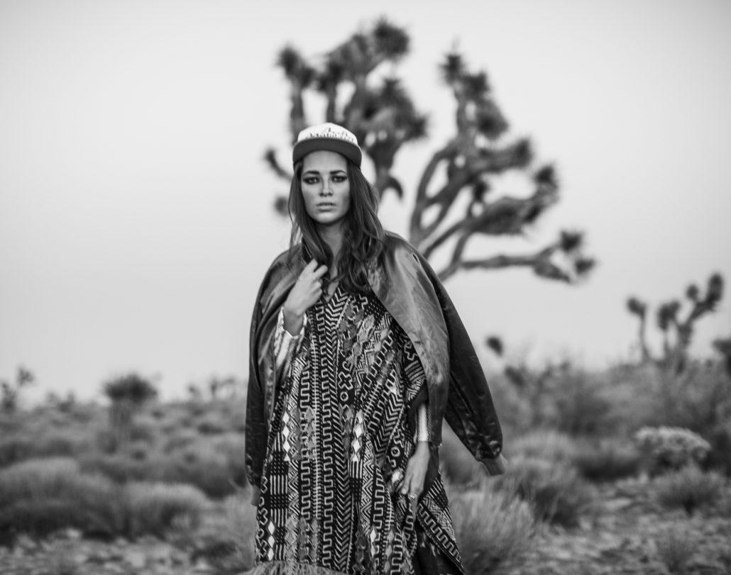 Desert NoMad Editorial. Photos by Samuel Black. Coachella festival fashion style.